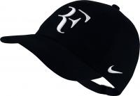 Tennis Kappe NikeCourt RF AeroBill H86 AH6985-010 schwarz