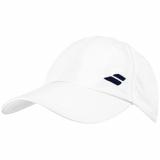 Dětská kšiltovka Babolat Basic Logo Cap 5JS18221 bílá