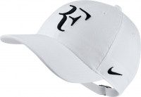 Tennis Kappe NikeCourt RF AeroBill H86 AH6985-100 weiss