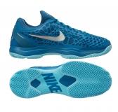 Tennisschuhe Nike Air Zoom Cage 3 Cly 918192-300 blau