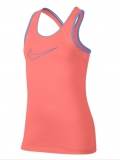 Mädchen T-Shirt Nike Pro Tank 890227-827 pink