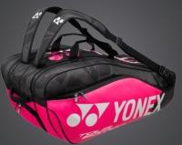 Tenisový bag Yonex Pro 9 - série 9829 růžový