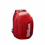 Tennisrucksack Wilson Super Tour backpack rot