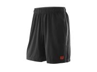 Tenisové kraťasy Wilson UW II Woven 8 Short WRA761606 černé