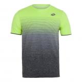 Tenisové tričko Lotto Court II Tee T1811 žluto-šedé