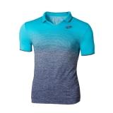 Tenisové tričko Lotto Court II Polo T1816 modré