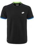 Tenisové tričko Lotto Aydex IV Tee T1823 černé