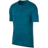 Tennis T-Shirt Nike Court Short Sleeve 888287-301 blau