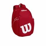 Tennisrucksack Wilson Vancouver Backpack rot