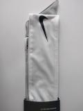 Čelenka Nike Tenis Head Tie Bandeau oboustranná bílá