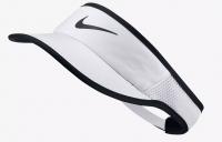 Tenisový dámský kšilt Nike Court AeroBill bílý 899656-100