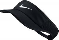 Dámský kšilt Nike AeroBill Faetherlight Visor 899656-010 černý