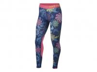 Dívčí legíny Nike Pro Tight 939005-431 modro-růžové