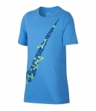 Kinder Tennis T-Shirt Nike Dry University 923674-412 blau