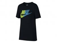 Dětské tričko Nike Tee Half Futura 923669-010 černé