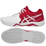 Tenisová obuv Asics Gel Resolution 7 Novak Clay E806N-2301