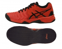 Kinder Tennisschuhe Asics Gel Resolution 7 Clay GS C800Y-801