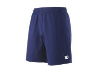 Tennis Kurzehose Wilson Team 8 Short WRA765503 blau