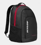 Tennisrucksack Dunlop CX Team Backpack schwarz-rot