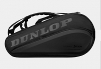 Tennistasche Dunlop CX Performance 15 RKT Thermo schwarz