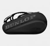 Tenisový bag Dunlop CX 9 RKT Thermo černý