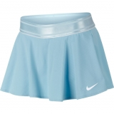 Dívčí tenisová sukně Nike Court DriFit Skirt AR2349-449 modrá