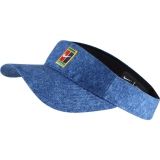 Tenisový kšilt NikeCourt AeroBill Heritage86 Visor AV7000-438 modrý