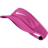 Tenisový dámský kšilt NikeCourt Aerobill Tennis Visor 899656-623 růžový