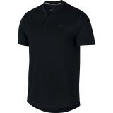 Tennis T-Shirt Nike NIKE COURT DRY T-Shirt AQ7732-010 schwarz