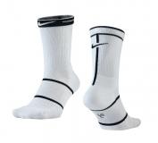 Tennissocken NikeCourt Essentials Crew Tennis Socks SX6913-106 weiss