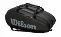 Tenisový bag Wilson TOUR 3 COMP černý