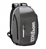 Tennisrucksack Wilson Super Tour Backpack grau