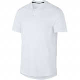 Tennis T-Shirt NikeCourt Dry Tennis Polo AQ7732-100 weiss