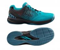 Tenisová obuv Wilson Kaos Comp 2.0 WRS325120 modrá