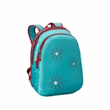 Kinderrucksack Wilson Match JR Backpack türkis