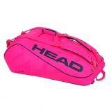 Tennistasche HEAD Team 12R Monstercombi LTD pink