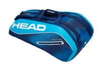 Tennistasche Head Tour Team 9R Supercombi blau 2019