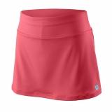 Dívčí tenisová sukně Wilson Core 11 Skirt WRA753607 růžová
