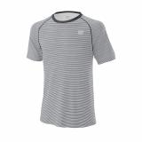 Tenisové tričko Wilson Training Crew T-Shirt WRA774102 šedé