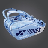 Tennistasche Yonex  Pro Série 9 9829 clear blue