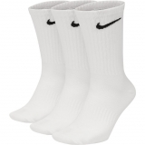 Tennissocken NIKE Nike Everyday Lightweight Crew SX7676-100 weiss, hoch