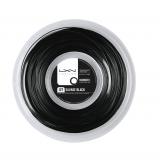 Tennissaite Luxilon SAVAGE 127 schwarz - Saitenrolle