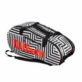Tenisový bag Wilson SUPER TOUR 2 Comp Large Bold
