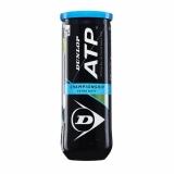 Tenisové míče Dunlop ATP Championship 3 ks - karton
