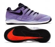 Dětská tenisová obuv Nike Vapor X AR8851-500 fialová - all court