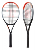 Tennisschläger Wilson CLASH 100L