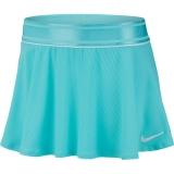 Dívčí tenisová sukně Nike Court DriFit Skirt AR2349-434 tyrkysová
