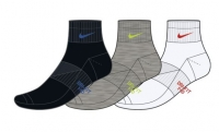 Junior Tennissocken Nike Performance Cushioned DriFit SX6844-901