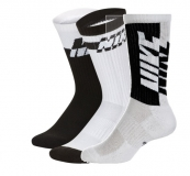 Tennissocken Nike Everyday Cushioned DriFit SX7821-903