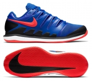 Herren Tennisschuhe Nike Air Zoom Vapor X Clay AA8021-402 blau